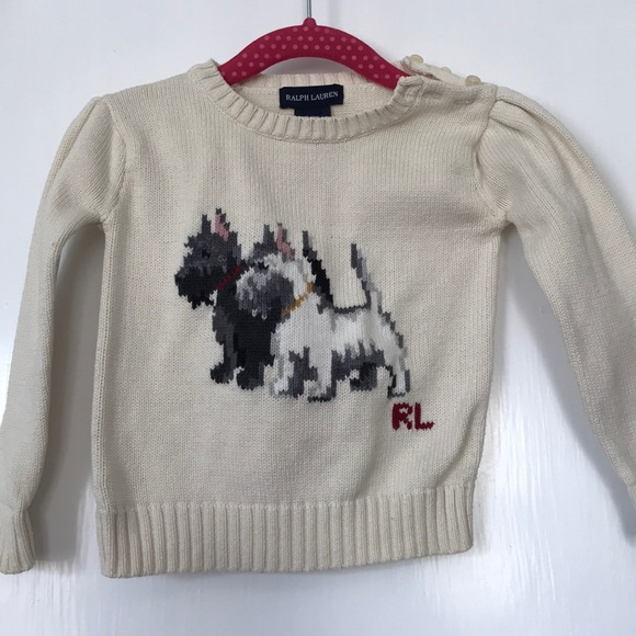 Ralph Lauren Shirts Tops Dog Sweater Poshmark